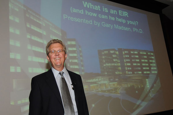 Dr. Gary Madsen