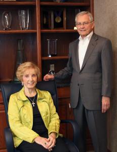 Wayne and Eileen Ryan
