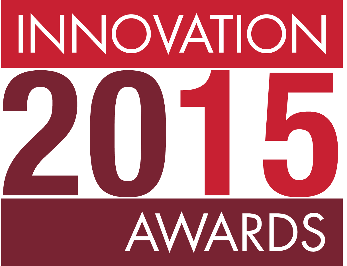 innovation awards badge 2015