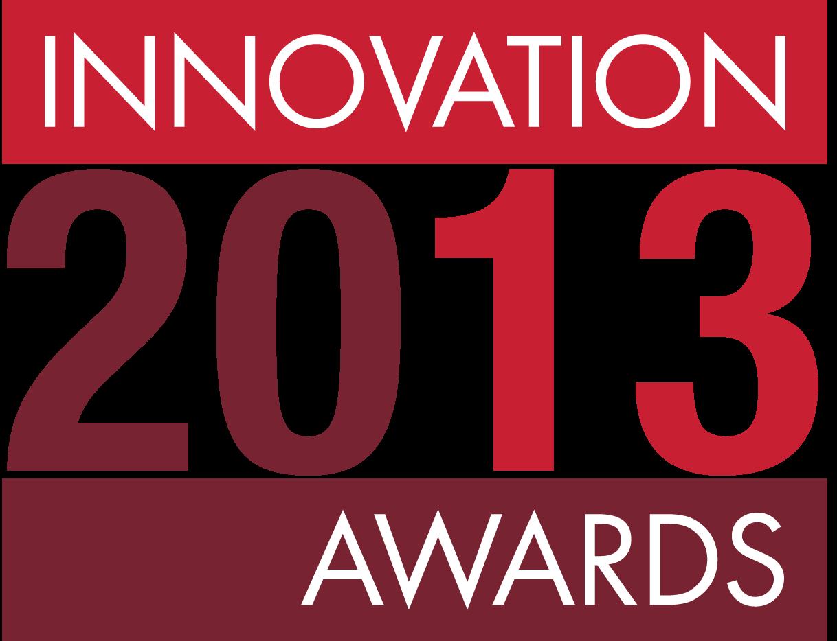 innovation awards badge 2013