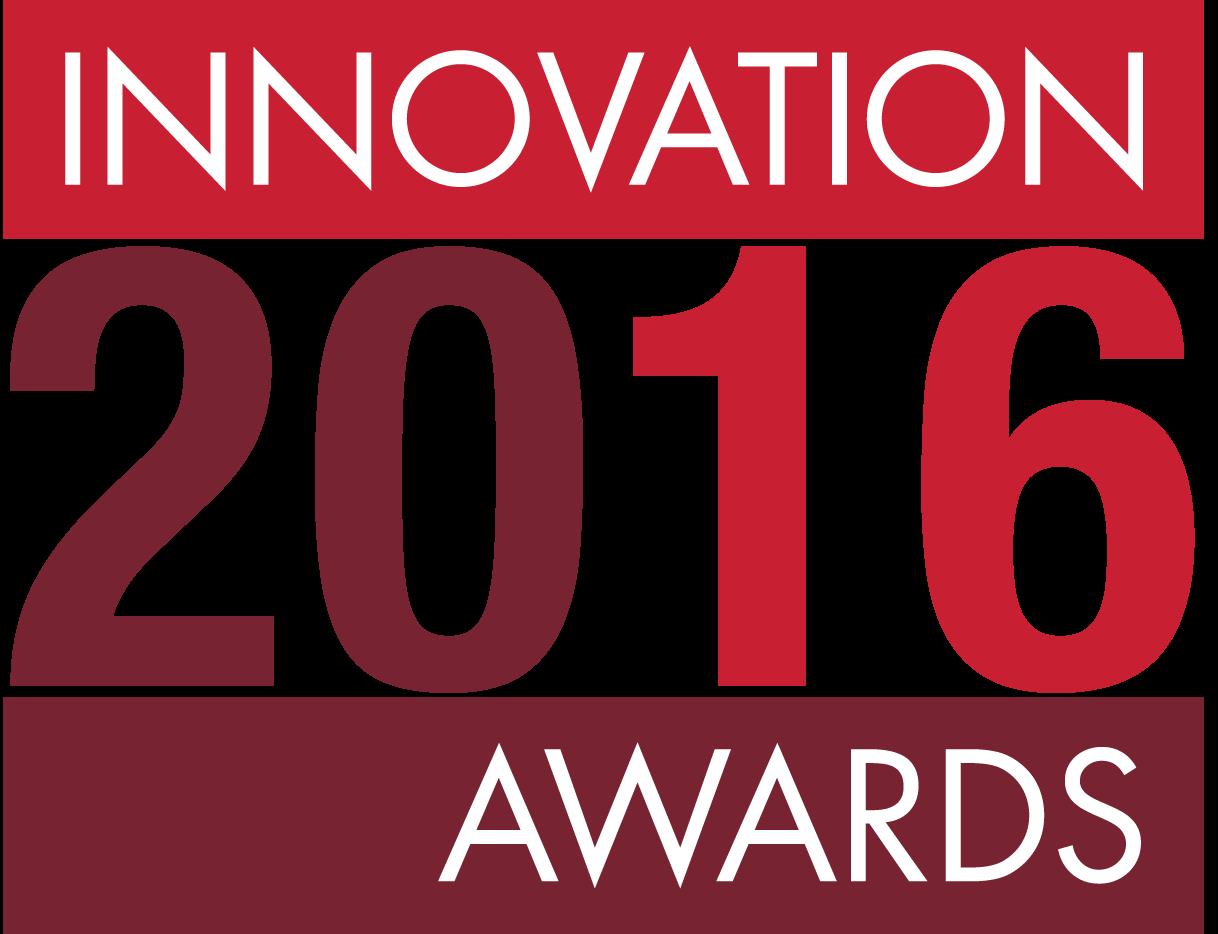 innovation awards badge 2016