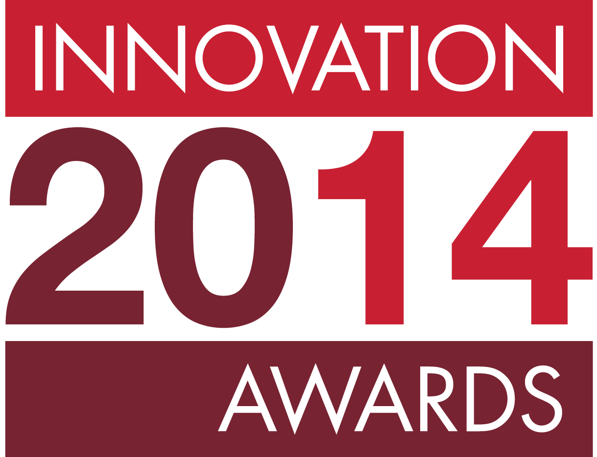 innovation awards badge 2014