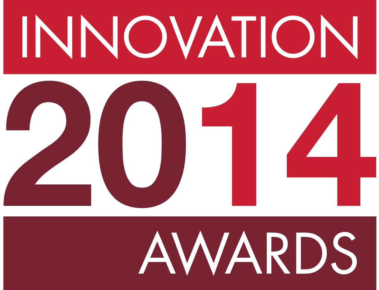 innovation awards badge 2014