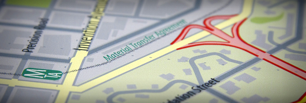 UNeMed Map Material Transfer Agreement