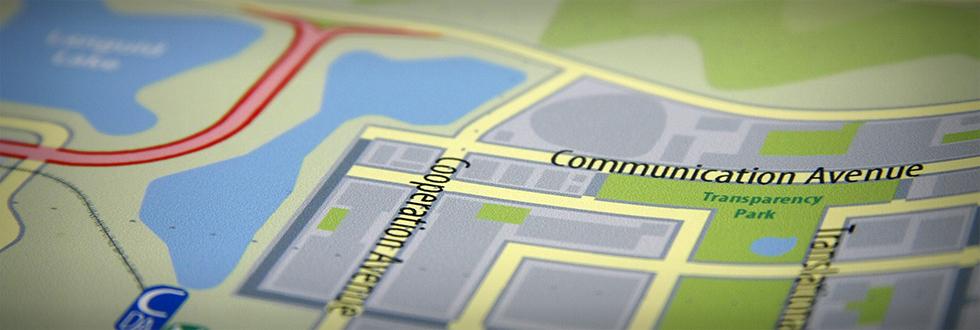 UNeMed Map Communication Avenue