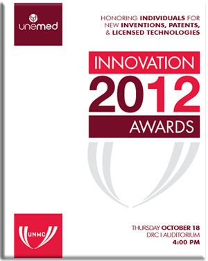 2012 Innovation Awards Program