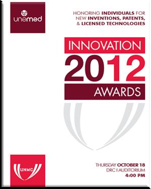 2012 Innovation Awards Program