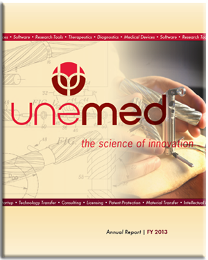 UNeMed 2013 Annual Report