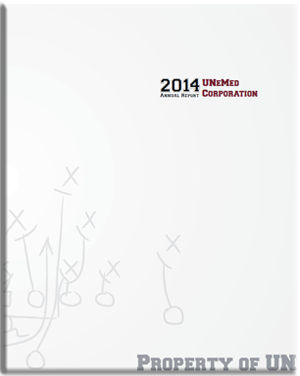UNeMed 2014 Annual Report
