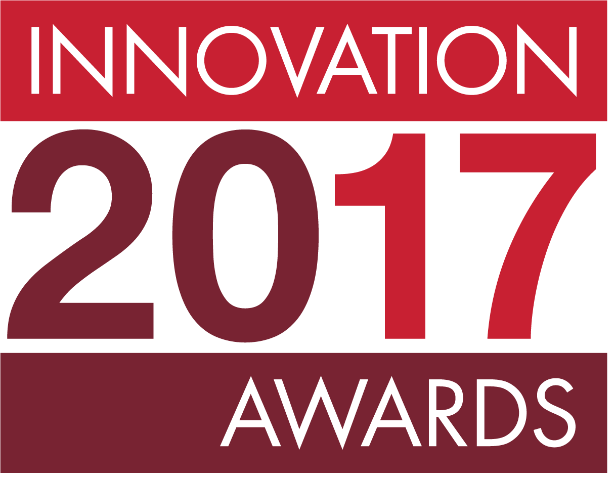 innovation awards badge 2017