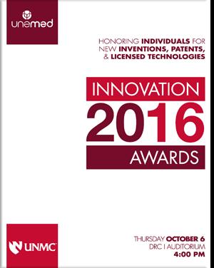2016 Innovation Awards Program